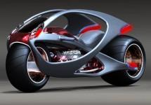 Hyundai с футуристична концепция за мотор 01