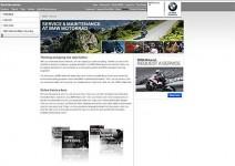 Онлайн сервизен портал от BMW Motorrad UK