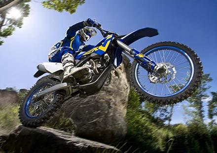 100% ендуро от мотоциклетната гама на Husaberg