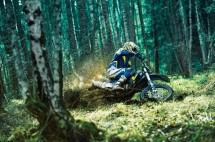 100% ендуро от мотоциклетната гама на Husaberg 01