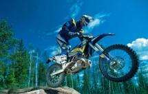 100% ендуро от мотоциклетната гама на Husaberg 05