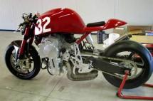 Nembo 32 - мотор с обърнат трицилндров двигател 01