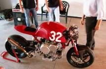 Nembo 32 - мотор с обърнат трицилндров двигател 08