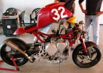 Nembo 32 - мотор с обърнат трицилндров двигател 09
