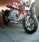 Nembo 32 - мотор с обърнат трицилндров двигател 12