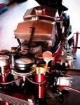 Nembo 32 - мотор с обърнат трицилндров двигател 15