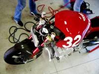 Nembo 32 - мотор с обърнат трицилндров двигател 16