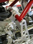 Nembo 32 - мотор с обърнат трицилндров двигател 18