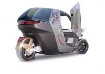 Пластмасова триколка KTM E3W