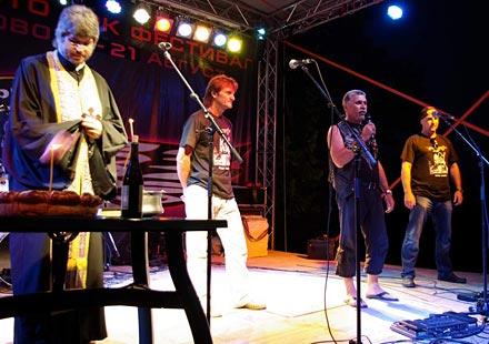 Петият мото рок събор на Велико Търново отвори врати