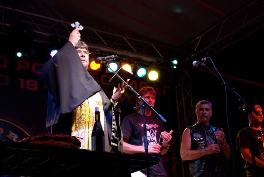 Петият мото рок събор на Велико Търново отвори врати 01