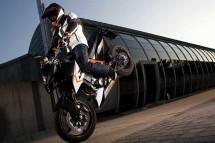 Най-мощния едноцилиндров мотор в света - детайли за 2012 KTM 690 Duke