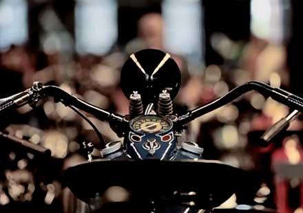 Стари корени в ново време – видео за дизайна на моторите Harley-Davidson