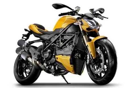 Ducati ще пусне евтин вариант на мотоциклета Streetfighter 848
