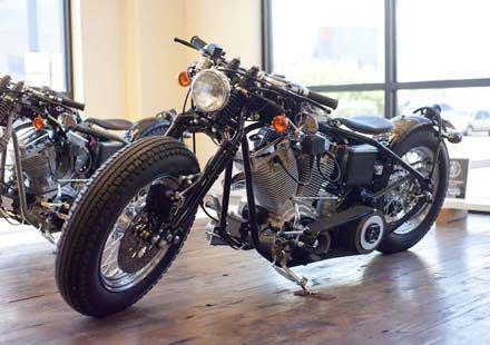 Изкуството на японското кимоно върху мотоциклет ZERO