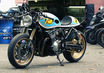 Царски мотор – Suzuki Tzar