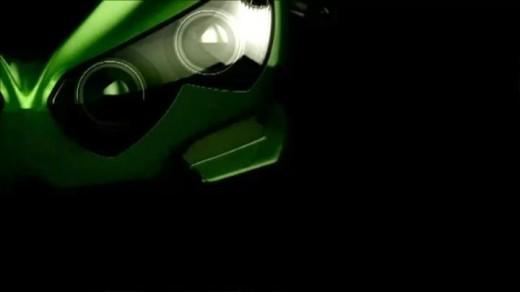 Разкриващо видео за 1440 кубиковия мотор Kawasaki ZZR1400 01