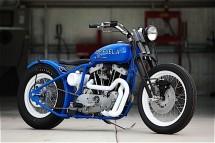 Къстъм мотициклет Top Fuel II от DP Customs 02