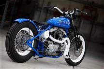 Къстъм мотициклет Top Fuel II от DP Customs 03