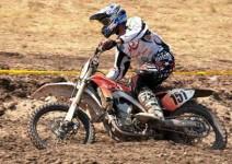 Куманов с първо място в Румъния по мотокрос