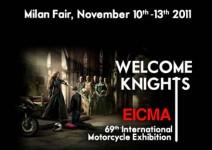 Brembo със щанд на мотоциклетното изложение EICMA 2011