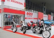 Супер мотоциклети Honda на Авто салон Пловдив 2011
