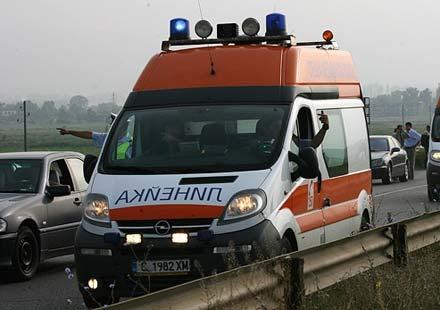 Троянец почина след удар на мотоциклет