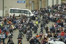 Френските мотористи продължават да стачкуват 02