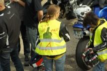 Френските мотористи продължават да стачкуват 15