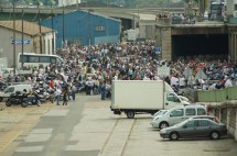Френските мотористи продължават да стачкуват 21