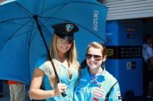 Секси мацките в падока на MotoGP Индианаполис 06