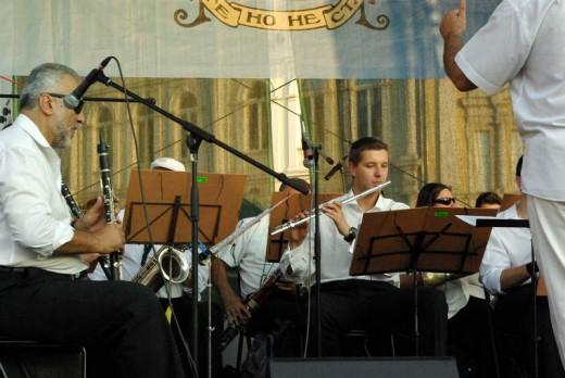 Машина на времето - забравени мелодии в центъра на София 03