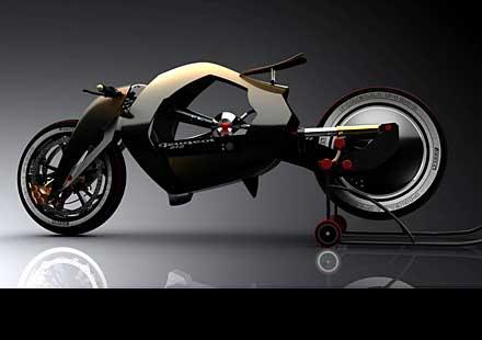 Концепция за мотоциклет Peugeot 515