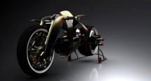 Концепция за мотоциклет Peugeot 515 01