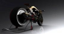 Концепция за мотоциклет Peugeot 515 02