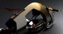 Концепция за мотоциклет Peugeot 515 07