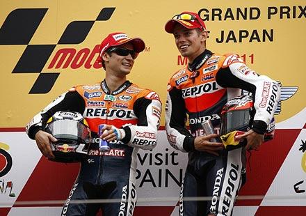 MotoGP: Драматична победа на Педроса в Япония
