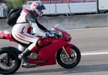 Шпионски снимки на Ducati 1199 Panigale 04