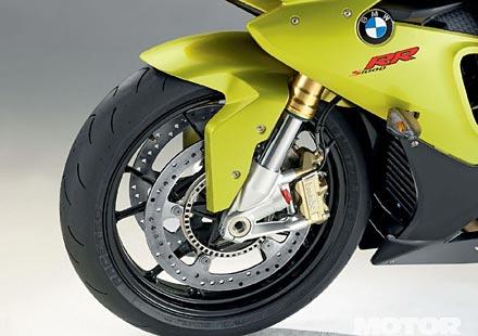 Спирачните цилиндри Brembo RCS с одобрение за мотоциклети с ABS