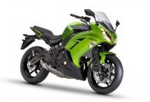 Изцяло ново Kawasaki ER6f за 2012 година 01