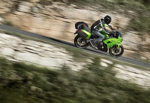 Изцяло ново Kawasaki ER6f за 2012 година 06