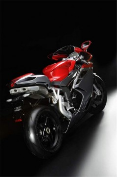 Нов мотоциклет MV Agusta F4R Corsa Corta 06