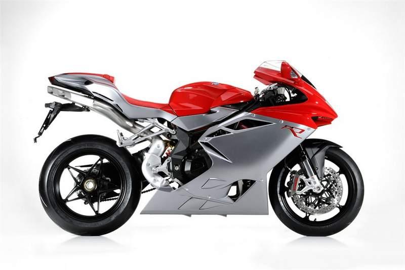 Нов мотоциклет MV Agusta F4R Corsa Corta 12