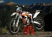 KTM пука нов мотор - Freeride 350 01