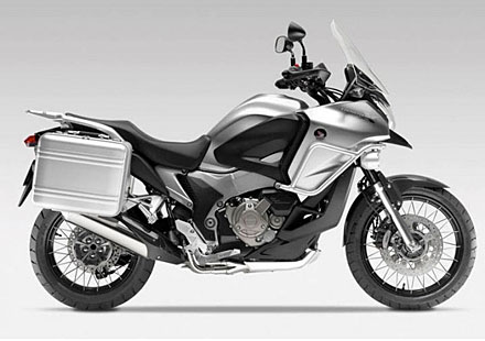 Honda ще създаде мотор Crosstourer