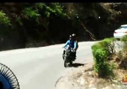 Не карайте мотори в Индия