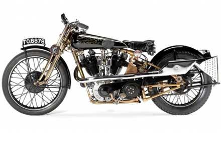 Мотоциклет за половин милион лева
