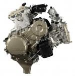 195 кн.с. в Superquadro - най-мощноят мотор на Ducati 02