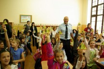 КАТ, MOTO.BG и Atrox MCC влязоха в класните стаи заради безопасността на пътя