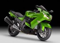 Kawasaki ZZR1400 е обявен за най-бързо ускоряващият сериен мотор в света